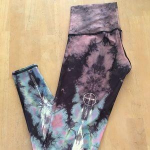 Teeki Eagle Feather Hot Pants